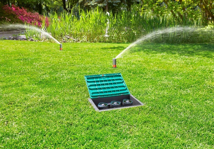Computer per irrigazione