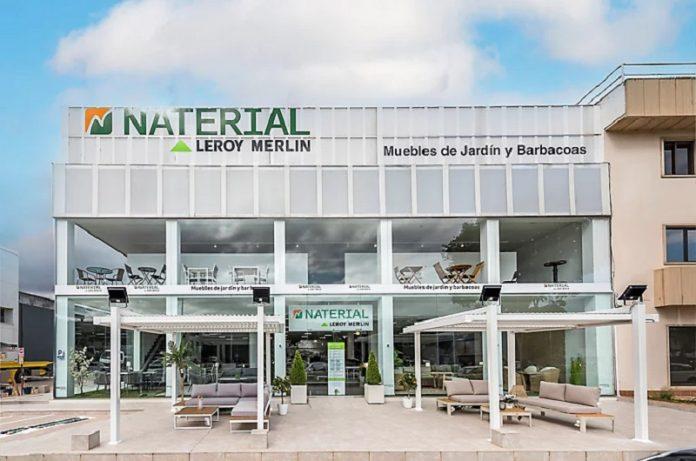 Naterial Leroy Merlin