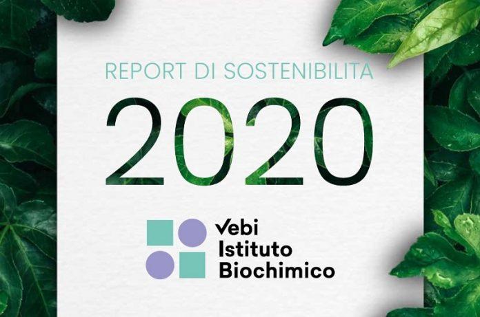 Vebi ha presentato il suo primo Report di Sostenibilità