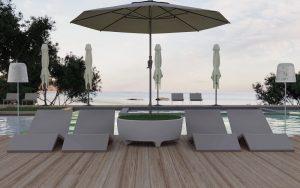 Mobili per il giardino - Serralunga